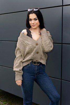 Mirila Beige sweter
