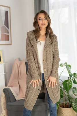 Limis Mocca sweter