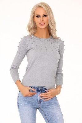 Ekenena Grey 649 sweter
