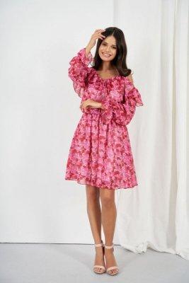 Sukienka LG522 druk 17