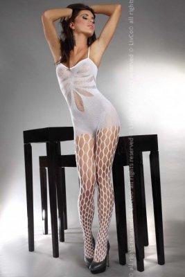 1* Artemida White LC 17066 bodystocking PROMO