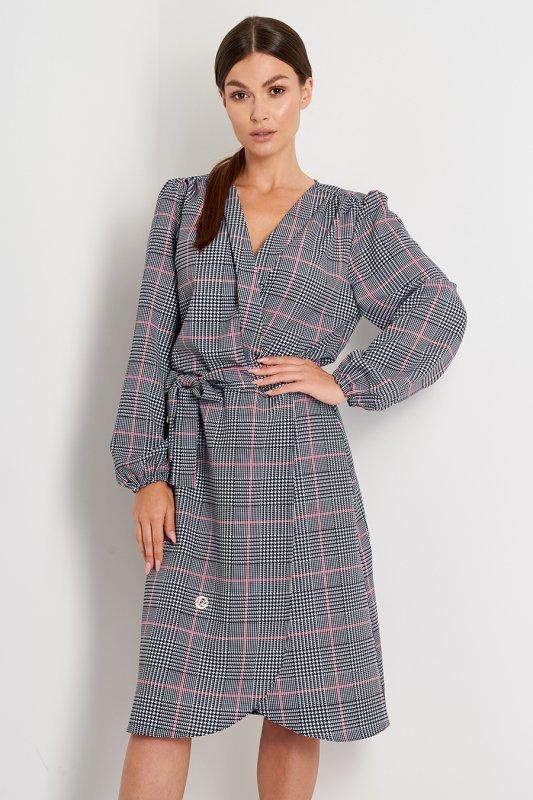 Sukienka L390 druk 4