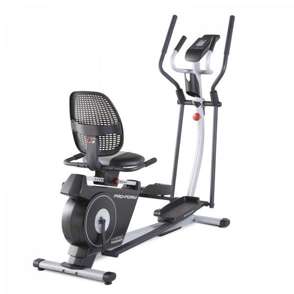 Orbitrek + Rower Hybrid Trainer + członkostwo + opaska