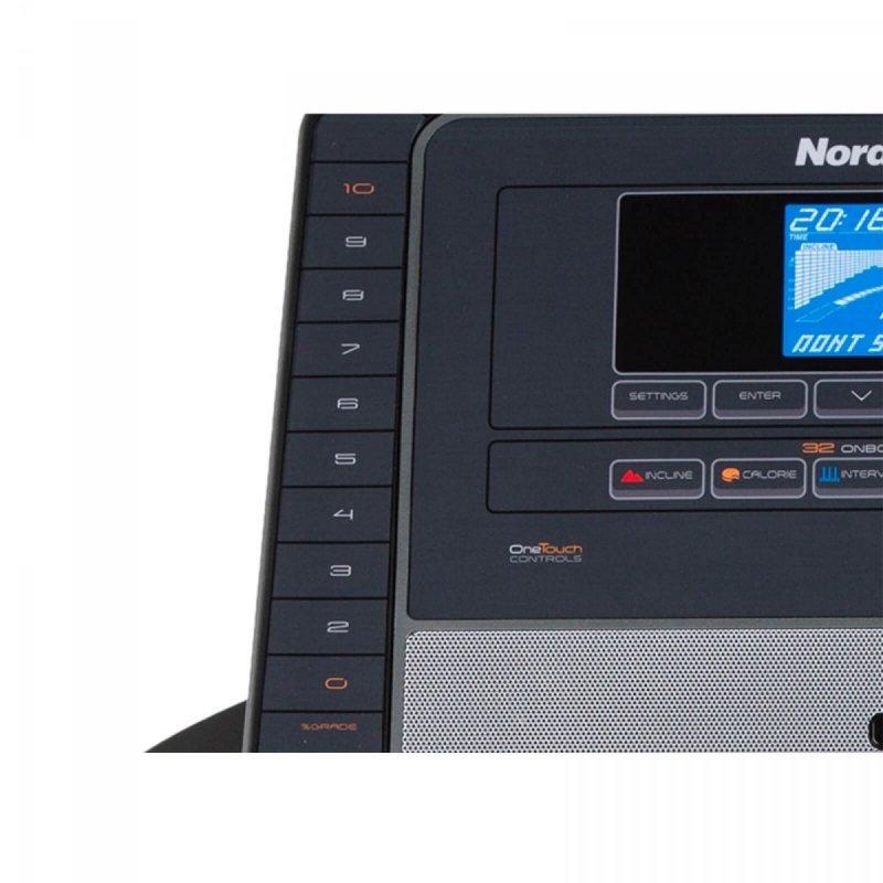 Bieżnia Elektryczna NordicTrack T 7.0S + Roczne członkostwo iFit