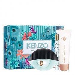Kenzo World Set - EDP 75 ml + EDP 10 ml + BL 75 ml