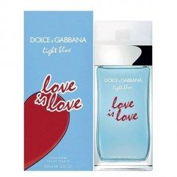 Dolce & Gabbana Light Blue Love is Love Eau de Toilette 100 ml