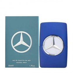 Mercedes-Benz Man Blue Woda toaletowa 50 ml