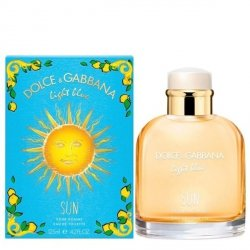 Dolce & Gabbana Light Blue pour Homme Sun Woda Toaletowa 125 ml