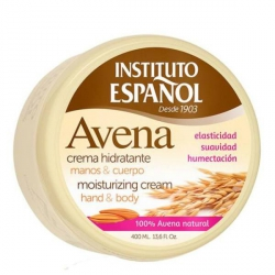 Instituto Espanol Avena Krem do ciała z owsem 400 ml