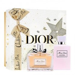 Christian Dior Miss Dior Zestaw - EDP 50 ml + BL 75 ml