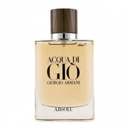 Giorgio Armani Acqua di Gio Absolu Woda perfumowana 75 ml - Tester