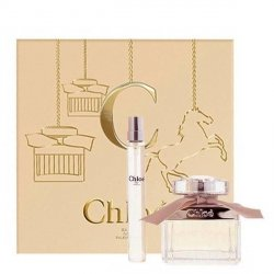 Chloe Chloe Zestaw - EDP 50 ml + mini EDP 10 ml