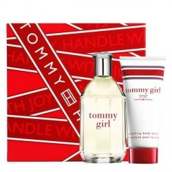 Tommy Hilfiger Tommy Girl Zestaw - EDT 100 ml + BL 100 ml
