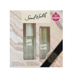 Coty Sand & Sable Zestaw - EDC 59 ml + EDC 30 ml