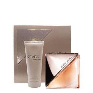 Calvin Klein REVEAL Zestaw - Woda perfumowana 100 ml + Balsam do ciała 100 ml