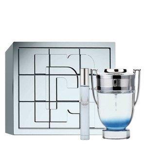 Paco Rabanne Invictus Aqua Zestaw - EDT 100 ml + EDT 10 ml