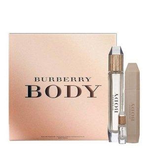 Burberry Body Zestaw - EDP 85 ml + EDP 4,5 ml + BL 100 ml