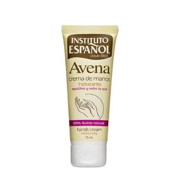 Instituto Espanol Avena Oats Hands Cream 75 ml