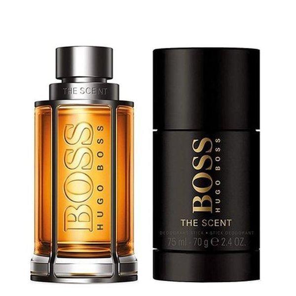 Hugo Boss The Scent Set - Eau de Toilette 50 ml + Stick Deodorant 75 ml