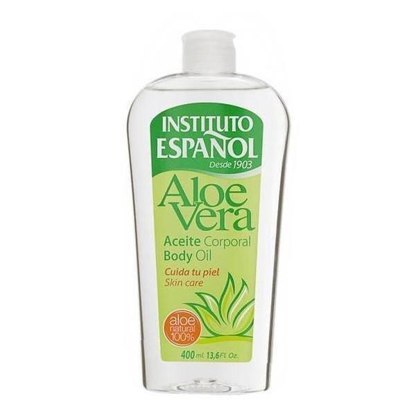 Instituto Espanol Aloe Vera Body Oil 400 ml