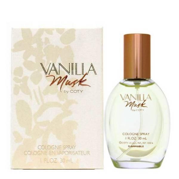 Coty Vanilla Musk Eau de Cologne 30 ml