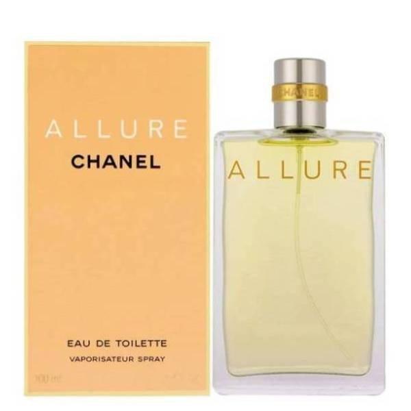 Chanel Allure Eau de Toilette 100 ml