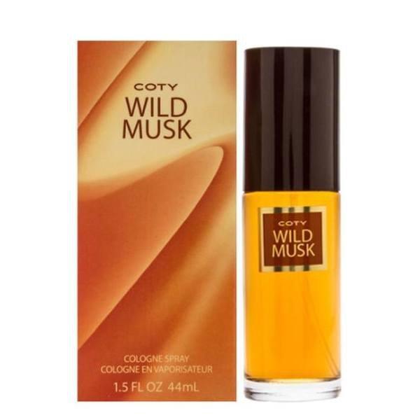 Coty Wild Musk Eau de Cologne 44 ml