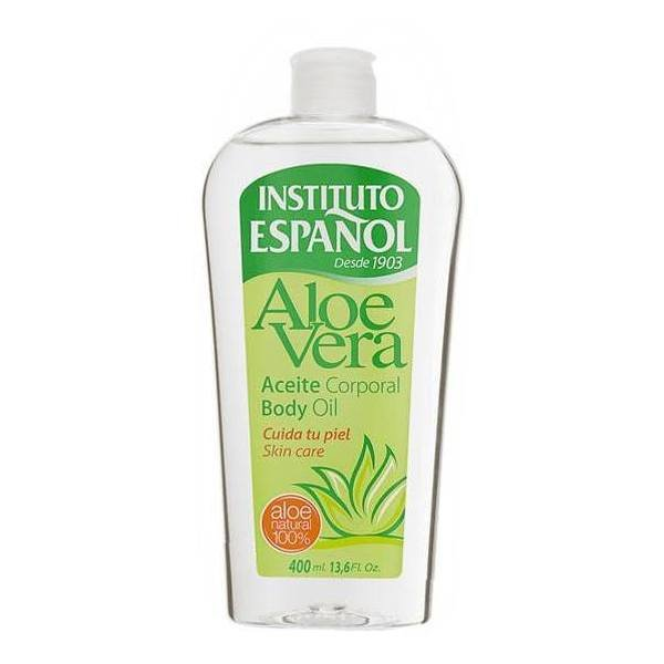 Instituto Espanol Aloe Vera Body Oil 400 ml