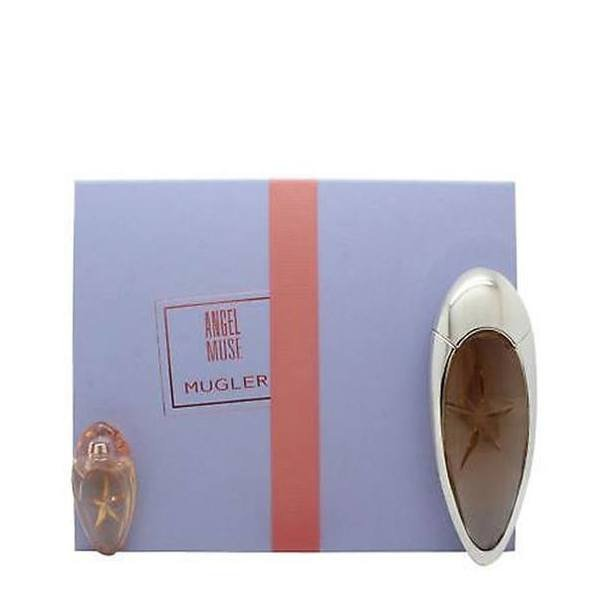 Thierry Mugler Angel Muse Zestaw - Eau de Parfum 50 ml + Eau de Parfum 5 ml
