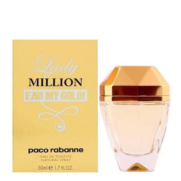 Paco Rabanne Lady Million Eau My Gold! Eau de Toilette 50 ml