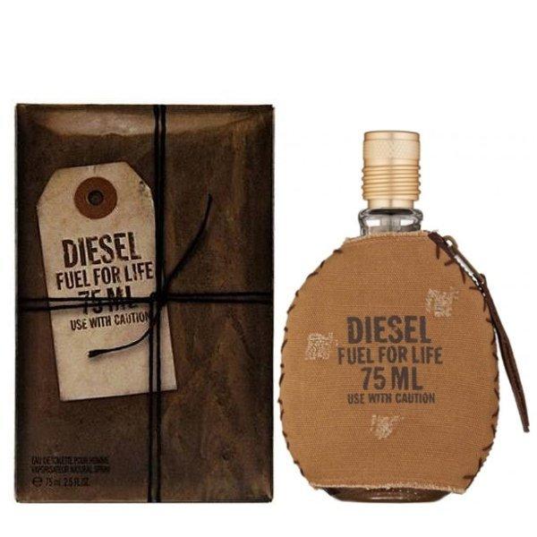 Diesel Fuel for Life Homme Eau de Toilette 75 ml