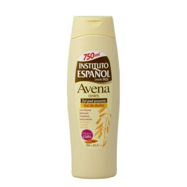 Instituto Espanol Avena Oats Shower Gel 750 ml