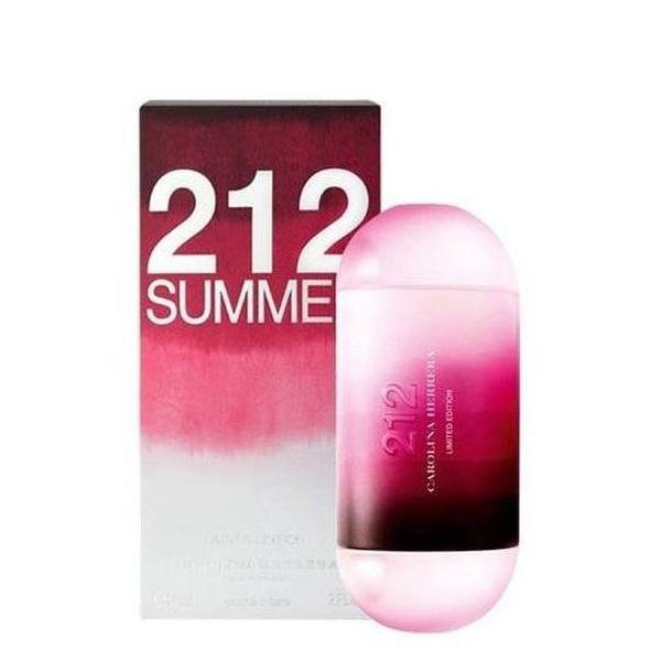 Carolina Herrera 212 Summer Eau de Toilette 60 ml