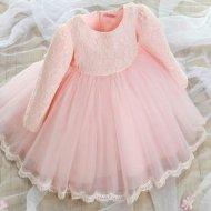1263e8c718 modavip.pl - Wizytowe Eleganckie Tiulowe Sukienki Dla Dziewczynek Na ...