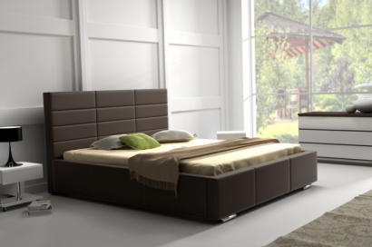 Brick 80; 90; 100; 120; 140; 160; 180 cm | UPHOLSTERED BED FRAMES