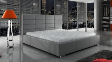 Aris 80; 90; 100; 120; 140; 160; 180 cm | UPHOLSTERED BED FRAMES