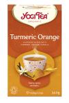 Yogi Tea Kurkuma Pomarańcza TURMERIC ORANGE