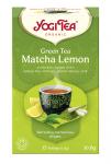 Yogi Tea Zielona Matcha z cytryną GREEN TEA MATCHA LEMON