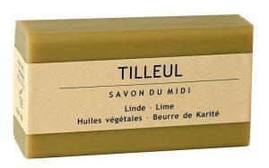 Savon du Midi Mydło z masłem Shea TILLEUL (kwiat lipy)100 g