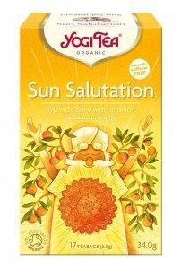Yogi Tea SUN SALUTATION Powitanie Słońca