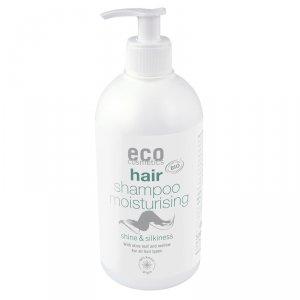Eco Cosmetics Szampon nawilżający 500 ml z pompką