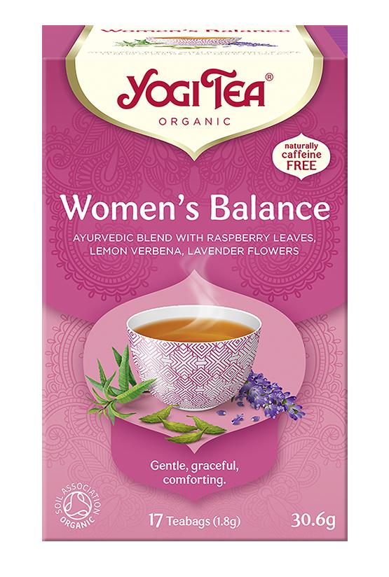 Yogi Tea Dla kobiety: Harmonia WOMEN'S BALANCE