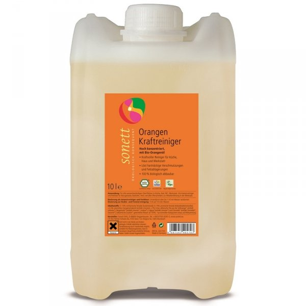 Płyn do trudnych zabrudzeń intensywnie odtłuszczający 10 litrów (na zamówienie: 14-30dni)