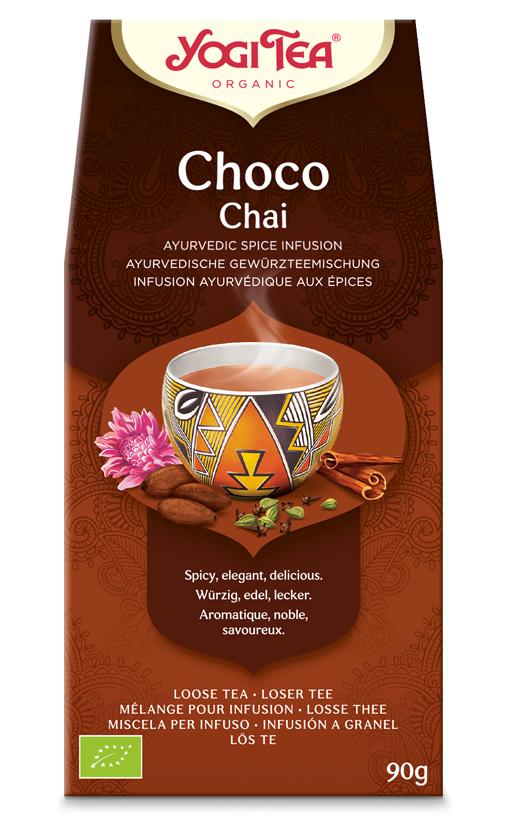 Yogi Tea Czekoladowy Czaj CHOCO CHAI