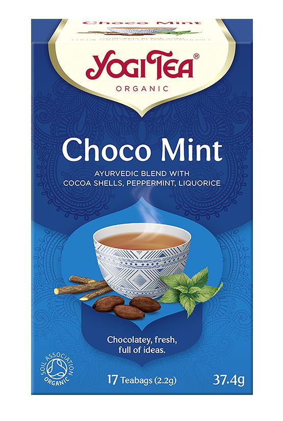 Yogi Tea Czekoladowo-miętowa CHOCO MINT