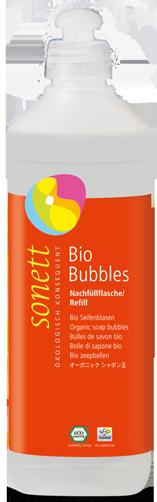 Sonett Bio-Bańki mydlane - opakowanie uzupełniające 0,5 litra