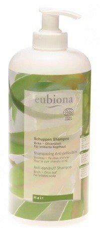 Eubiona Szampon przeciwłupieżowy z liściem brzozy i liściem oliwnym 500 ml