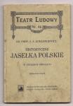 ŁUKASZKIEWICZ J.A. - Historyczne jasełka polskie w czterech obrazach