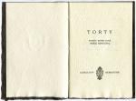 Torty, przepisy podane przez Marię Rogulską