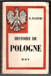 Halecki O[skar] - Histoire de Pologne